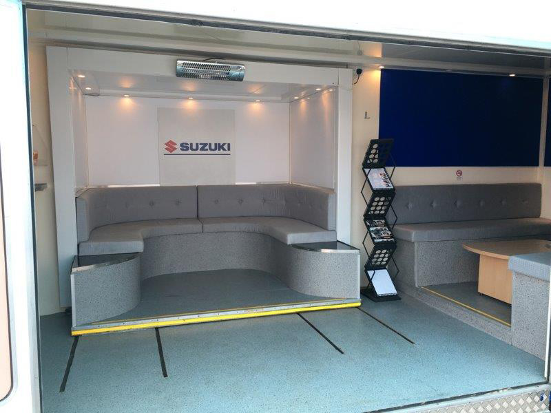 Trailers Strathmore Exhibition Trailers